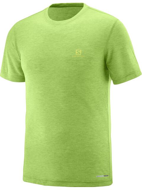 Salomon Explore SS Tee Men greenery